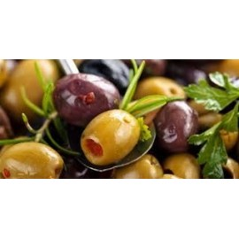 Olives & tartinables