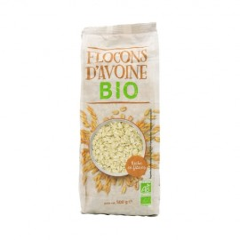 Flocons d'avoine BIO paquet 500g