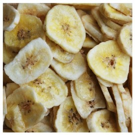 Lot de 2Kg de Bananes chips BIO